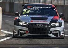 WTCR 2019, Slovakiaring. Gara 1 a Vervisch