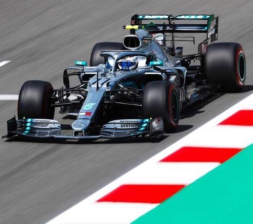F1, GP Spagna 2019: vince Hamilton. Quarto Vettel (2)