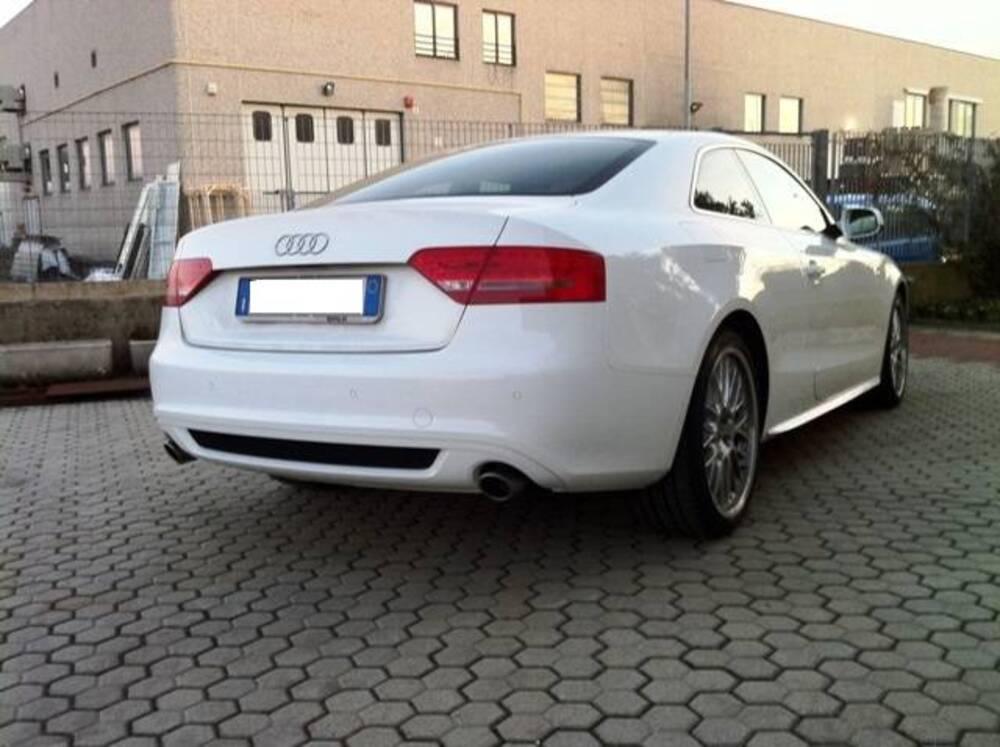 Audi A5 Coupé 2.0 TDI F.AP. Ambition del 2010 usata a Nichelino (3)