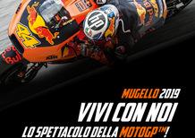 Vinci i paddock della MotoGP al Mugello. Magnifica iniziativa KTM.