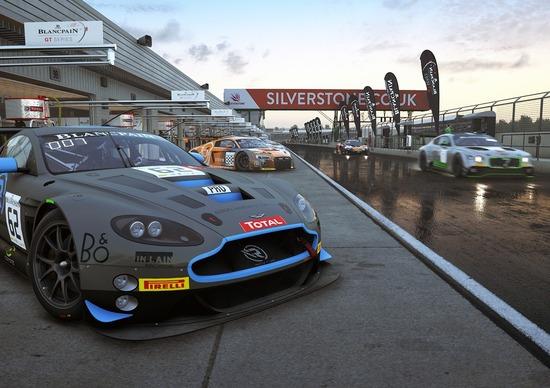 Assetto Corsa Competizione, nuovi screen da Silverstone
