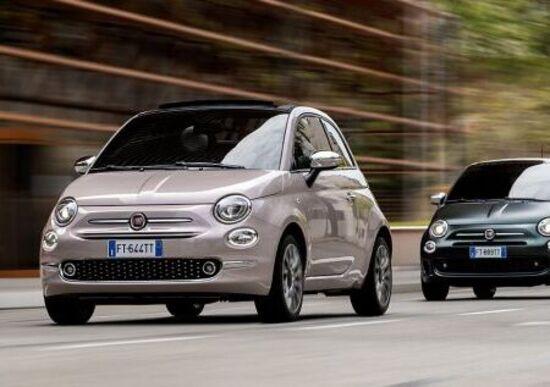 Fiat 500: l'icona si rinnova con le versioni top di gamma Star e Rockstar