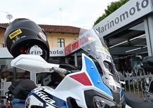 Montagne Marine 2019, il tour di Marino Moto