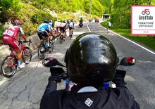 Tucano Urbano fornitore ufficiale del Giro d'Italia
