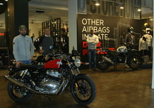 Royal Enfield & Dainese Roma: coppia vincente!