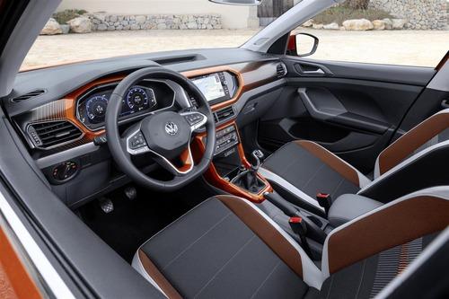 Volkswagen T-Cross: ecco il 1.6 TDI 95 CV (7)