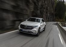 Mercedes EQC 400, la famiglia elettrica EQ parte da 400 km di autonomia [Video]