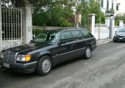 200TE d'epoca del 1991 a Montespertoli