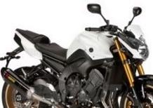Yamaha FZ8 con 900 euro di accessori in omaggio