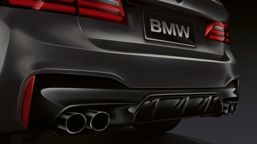 BMW M5, ecco la serie speciale Edition 35 Years (2)