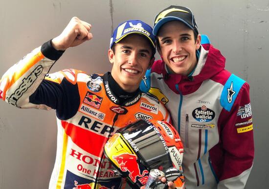 MotoGP LIVE. Dominio di Marquez in Francia