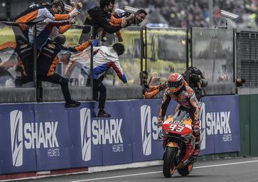 La versione di Zam. Il GP di Francia 2019