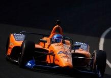 500 Miglia di Indianapolis 2019: Alonso non si è qualificato