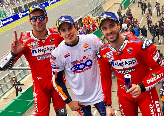 MotoGP. Le pagelle del GP di Francia 2019