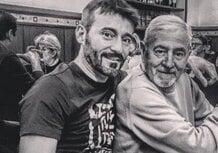 Un ricordo del padre di Max Biaggi