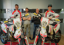 Team RigoRacing: i segreti dei ragazzi dell'Enduro Estremo