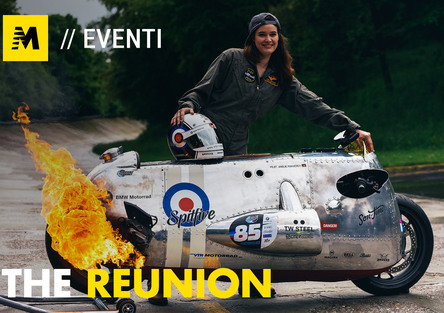 The Reunion: Riders on the storm