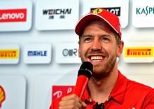 F1, GP Monaco 2019, Vettel: «Non siamo abbastanza veloci per battere la Mercedes»