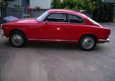 Giulietta Sprint 1300  d'epoca del 1964 a Agropoli