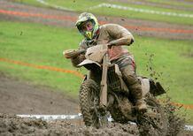 Trofeo Enduro KTM: Montanari da record nel fango di Anghiari