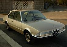 BMW Garmisch: a Villa d'Este il prototipo di Marcello Gandini torna a vivere