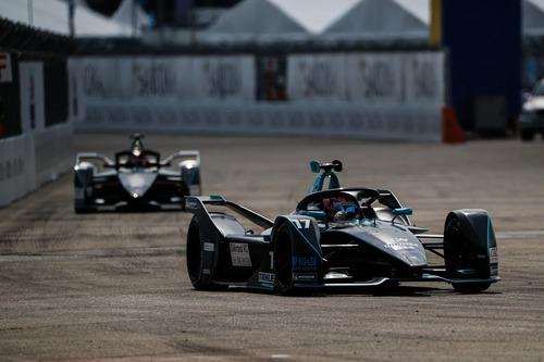 Formula E, E-Prix di Berlino: vince Di Grassi (4)