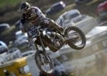 Motocross. GP di Sevlievo, intervista a Guarneri