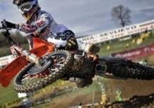 Motocross. Un GP difficile per Cairoli