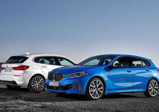 BMW Serie 1 2019, ecco quella a trazione anteriore
