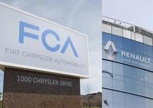 Fusione FCA-Renault: è ufficiale, c'è la proposta