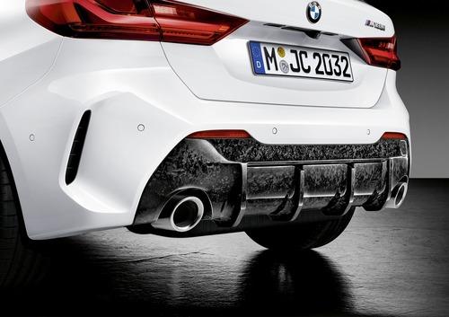 BMW Serie 1 2019: subito disponibile la linea M Performance (3)