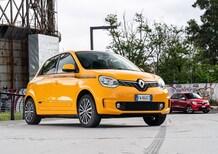 Restyling Renault Twingo 2019: si rinnova la citycar francese, più connessa e bassa ma non GPL