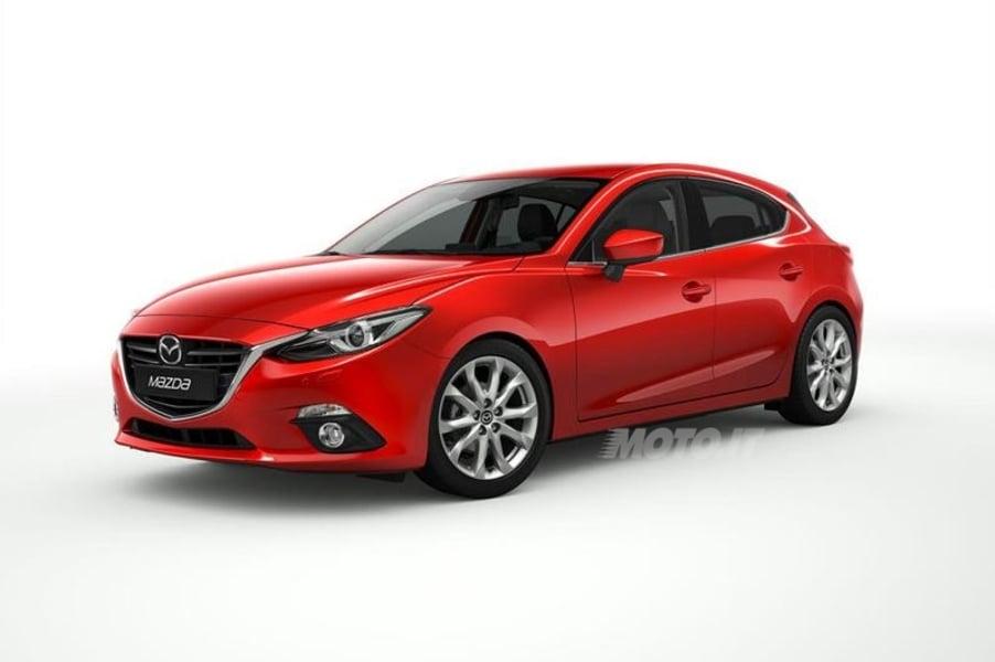 Mazda Mazda3 (2018->>)