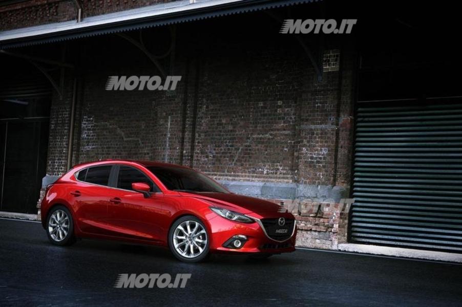 Mazda Mazda3 (2018->>) (5)