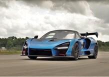 McLaren Senna: qual è la velocità massima? [Video]
