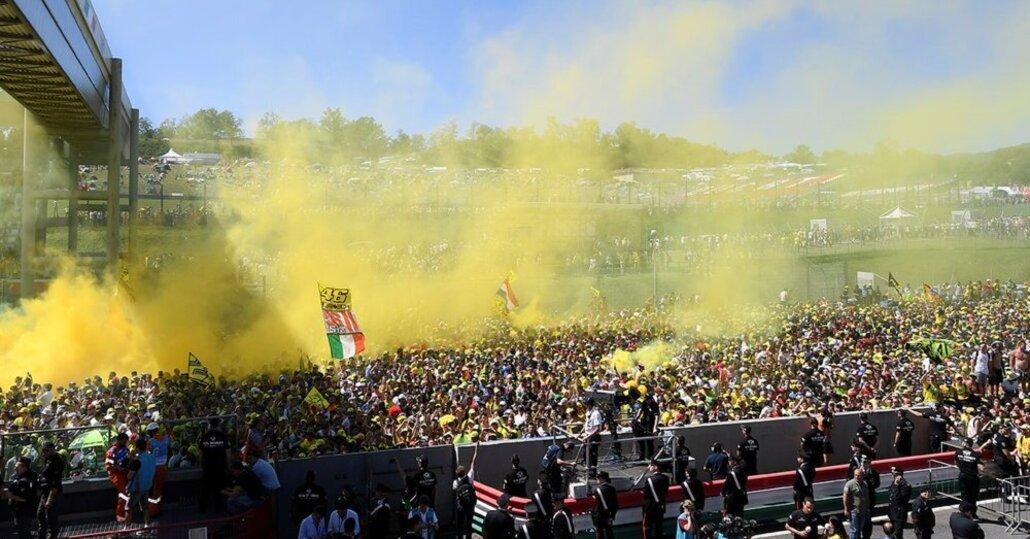 MotoGP, Niente Monza Rally Show quest'anno per Valentino Rossi