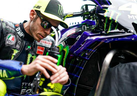 MotoGP 2019. Rossi: E' il podio più bello dell'anno