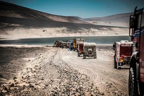 Dakar Rewind. Sud America. 6. Un Viaggio Indimenticabile Durato 10 Anni. Atacama (3)