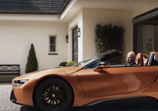 BMW: il video per Dieter Zetsche, CEO Mercedes-Benz in pensione