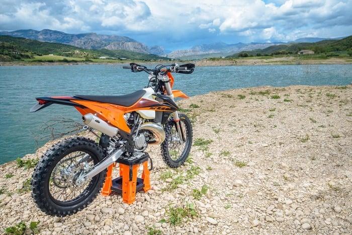 KTM EXC 150 TPI 2020
