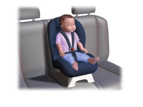 Sicurezza bambini in auto, Seduti davanti o dietro, il 30% dei piccoli soffre: ecco le regole