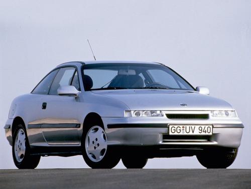 Opel Calibra, la coupé che piaceva anche ai papà (3)