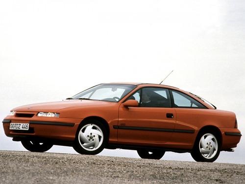 Opel Calibra, la coupé che piaceva anche ai papà (5)