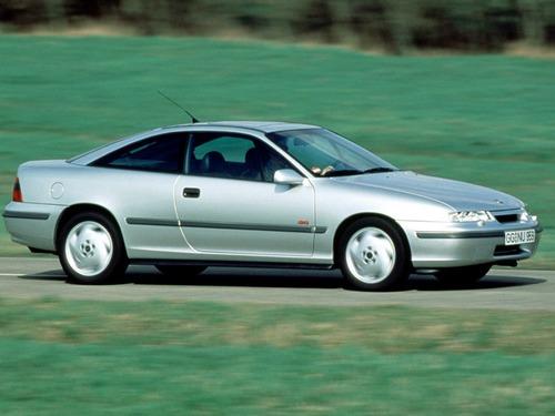 Opel Calibra, la coupé che piaceva anche ai papà (9)