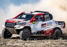 Rally Kazakhstan. Al Attiyah-Baumel (Toyota) una vittoria sofferta