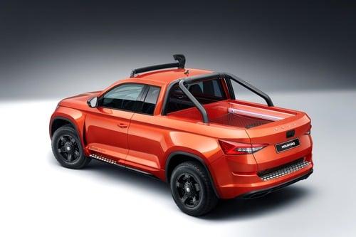 Skoda Mountiaq Concept, la Kodiaq diventa pick-up (5)