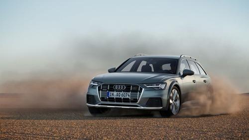 Audi A6 allroad, la tuttofare premium