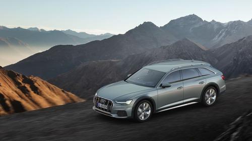 Audi A6 allroad, la tuttofare premium  (9)