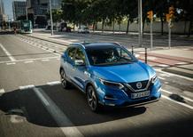 Listini 2019: Nissan Qashqai, si parte da 22.235 euro