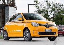 Listini 2019: Renault Twingo, si parte da 11.450 euro